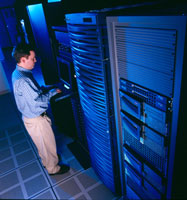 secure datacentre domain name hosting and email forwarding